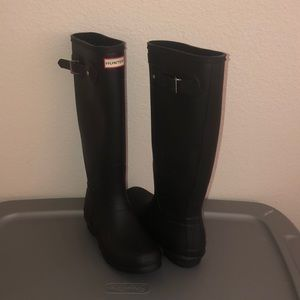 Hunter Women's Rain Boots 9